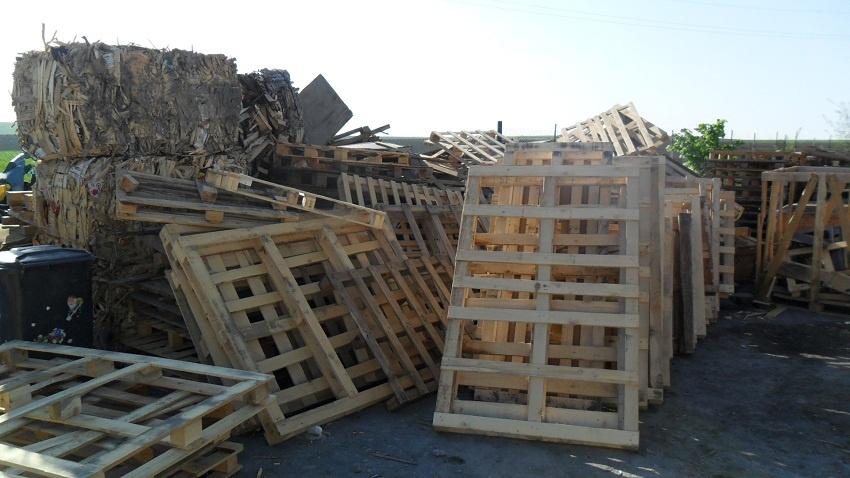 colectare deseuri lemn tulcea