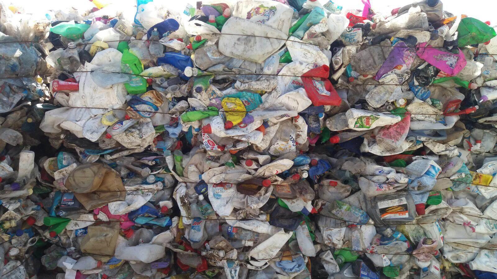 Colectare Deseuri Mase Plastice Neamt